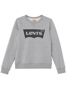 LEVI'S SWEATSHIRT Grå 86-176 cl