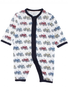 Fixoni Sparkdräkt / Pyjamas EKO Traktorer