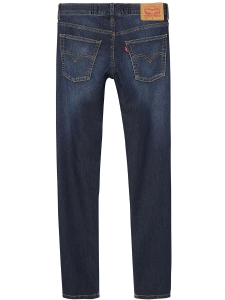 LEVI'S JEANS 510 BARN/JUNIOR Knit Denim - Skinny
