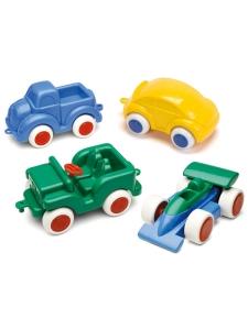 Viking Toys Bilar - Återvinningsbar Foodgradeplast