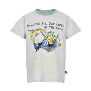 T-Shirt Grävmaskin