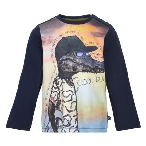 Minymo LS T-Shirt Krokodil