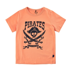 T-Shirt Pirat Orange
