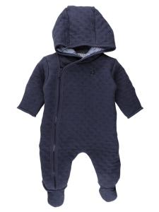 Babyoverall / PrematurOverall 44-74 cl - Marinblå