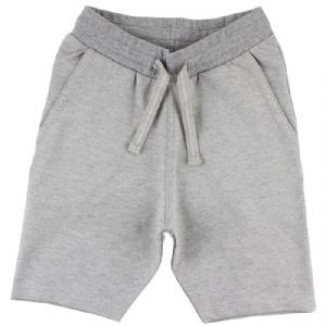 Shorts Sweat Grå OEKO-TEX