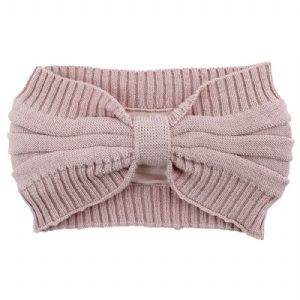 Pannband 100% Wool - Rosa