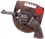 DYAL Knallpulverpistol Revolver - 12-skott