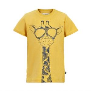 Minymo T-Shirt med Giraff