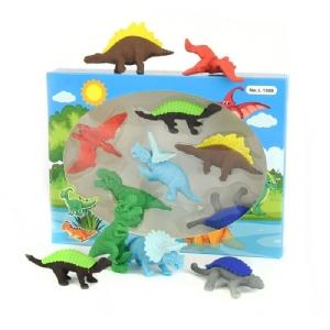Suddigummi Djur Dinosaurie - 6-pack